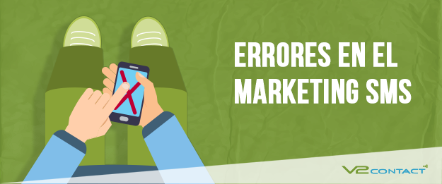 Errores en el marketing SMS